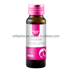 La FDA registradas Skura Snow Lotus belleza dietética bebida