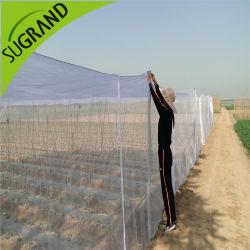 Rete di plastica dell'insetto della serra della maglia di agricoltura del PE