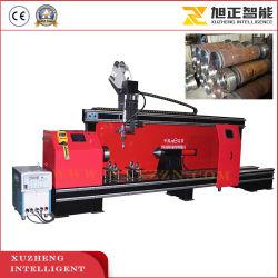 CNC del cilindro de aceite de equipos de soldadura automática