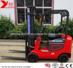 Chariot élévateur électrique 1tonne, 2tonne, 3.5TON 3tonne, la capacité