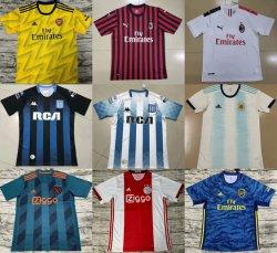 A. C. Milan/Racing Club de Avellaneda/Argentine Équipe nationale de football/Ajax/Arsena-L'Hommes Femmes Jeunes Saison 19-20 maillots de football