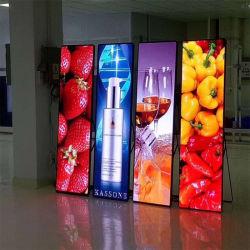 Il livello dell'interno dei comitati dello schermo di visualizzazione del LED del Io-Manifesto della pubblicità P1.9 il video di velocità di rinfrescamento