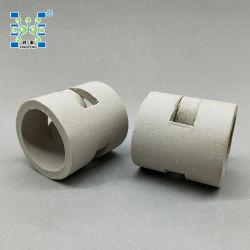 酸抵抗のための棺衣のリング --陶磁器タワーのパッキング