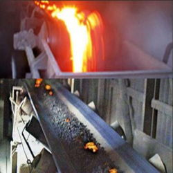 A resistência ao calor Ep/Correia Transportadora de cabo de aço