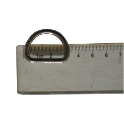 De in het groot Mariene Gelaste D-vormige ringen van het Roestvrij staal van de Hardware Boot