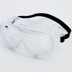 De perfecte Veiligheidsbrillen van de Bril van de Veiligheid van de Bescherming van de Ogen Duidelijke Mist Stofdichte met Ce- Certificaten