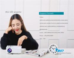 Stromversorgung 100-240V 50/60Hz 30 ANSI-Lumen-gut mini beweglicher Projektor UC36