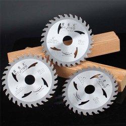 湿式木材切削用小型電動カッター鋸刃