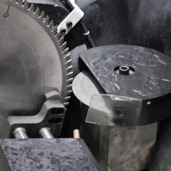 Combinaison Precision CNC Dent de lame de scie circulaire Face Machines affûteuses de meulage Afz400
