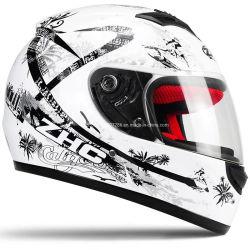 Full-Face шлем, мотоцикла&инвалидных колясках шлем, моды Style с различными цветовыми
