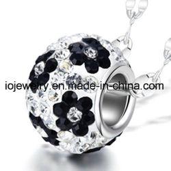DIY Shamballa Kristallschmucksache-Raupen für die Halsketten-Herstellung