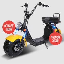 2020 Hot vendre Newest 60V Scooter électrique avec la CEE Coc de moto de hacheur de paille