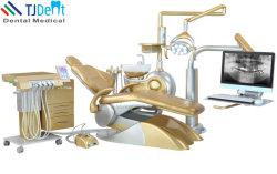 Implant van het Ontwerp van de luxe de Gouden Multifunctionele Stoel van de Eenheid van het Systeem Tand (gouden-8)