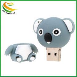 Прелестная осьминог мультфильм животных карты памяти USB Flash Drive пера подарок