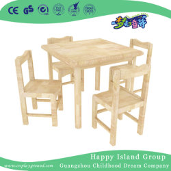 As crianças a aprender e jogar a tabela de madeira para venda (HJ-3603)