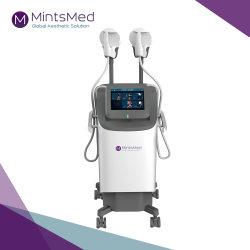 뚱뚱한 감소 기계 Emsculpting를 체중을 줄여 Mintsmed 근육 조련사 바디