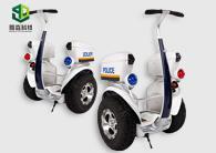 Ds-Zhc04 Auto van de Autoped van de Stijl van de Politie de Zelf In evenwicht brengende Elektrische