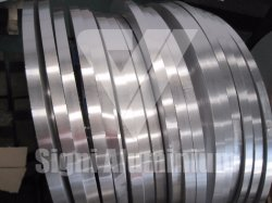 Hoja de aluminio de tiras de aluminio de la resistencia calentadora