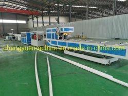 Ligne de production automatique de tuyau en PVC / Extrusion Machine pour l'approvisionnement en eau