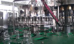 La bière automatique de la Vodka machines de remplissage de bouteilles en verre de vin