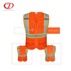 Tcのあや織りの安全反射ベストDfv1116