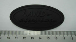 Commerce de gros Custom 3D'étiquette de PVC en caoutchouc souple Patch pour vêtement/sacs/chaussures