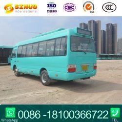 使用されたJinlong/Zhongtong中国バスモデル2015年7m在庫7mのディーゼルで39/13のシート旅行かツーリストまたは乗客都市バスを出荷すること準備ができたディーゼルLHDの乗客バス