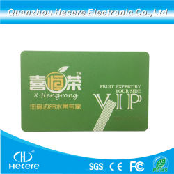 13.56MHz RFID/NFC PVC Combiかハイブリッドカード