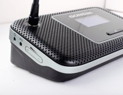 Gonsin Dcs1022の無線会議のマイクロフォンシステム会議装置