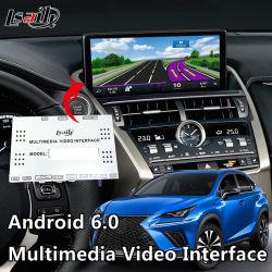 Caixa de navegação GPS Android Lexus Nx Rx