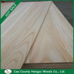 2X4 de gros de bois de sciage du bois de Balsa Paulownia wood board