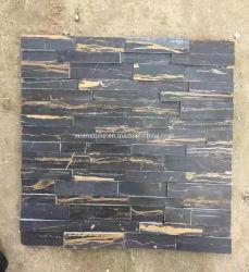 De mármol artificial Piedra de la cultura de pizarra oxidada pizarra para revestimiento de pared Decoración