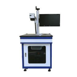 Доброй воли для настольных ПК малого металлического типа волокна маркировка лазерной гравировки машины