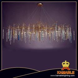 Kundenspezifisches Projekt-Hotel-dekoratives hängendes Glaslicht (KA173282)