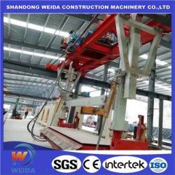 مورد المصنع مواد العزل الحراري AAC ماكينة الكتلة التقنية الألمانية قسم الوزن الخفيف سعر خط الإنتاج للوحة الحائط