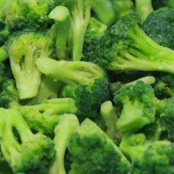 IQF Brócolos 3-5cm, 4-6cm legumes congelados de alta qualidade