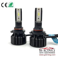 소형 크기 35W 6000lm 9005 LED 차 헤드 램프
