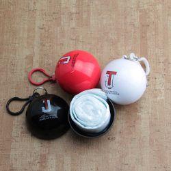 مستهلكة [بونش] [رينور] في كرة بلاستيكيّة لأنّ ترويجيّ رياضة هبة