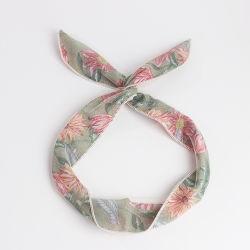 [بوهو] [هيندبلز] لنساء [فينتاج] زهرة أرنب دب [هيدربد]