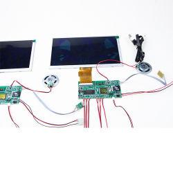 7.0 kundengerechte TFT LCD Baugruppen-medizinischer industrieller Touch Screen des Zoll LCD-Panel-