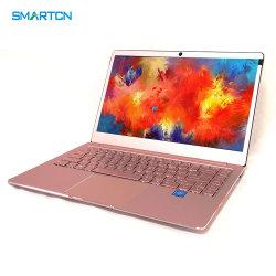 Intel J4105 J4115 J4125 8GB de RAM Procesador de 128GB de SSD de hasta 2,4 Ghz Dual Core de 14 pulgadas portátil a casa y portátil empresarial
