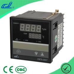 Cj 2 줄 디지털 지적인 온도 & 습도 조절 미터 (XMTA9007C)