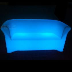 Mobiliário de LED Barra de LED de iluminação LED mobiliário dois sentar Sofá