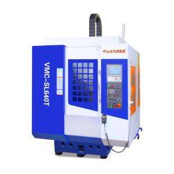 Alta velocidade e perfuração batendo máquina de transformação (VMC-SL640T) para o Processamento de Peças Metálicas Hardware, ferro, alumínio cobre, zinco, Aço Liga,