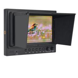 """7"""" LCD Monitor de campo SDI con HDMI para cámaras videocámaras"""