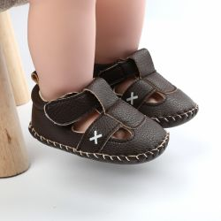 [أونيسإكس] [ببي شو] [بو] جلد عرضيّ للأطفال ليّنة [برثبل] أحذية خفّ [أنتي-سليب] قعر يبيطر [بر-ولكر] [إسغ14172]