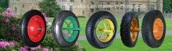 Pnumaticゴム製固体/PUの泡の車輪、手押し車の車輪タイヤのタイヤ3.50X8 3.50-8 16X4.80/4.00-8 4.10/3.50-4 3.25/3.00-8 3.50-6
