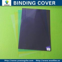 A4 el enlace de la cubierta de PVC transparente mic 170