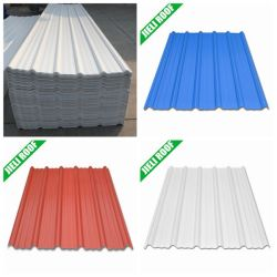 Быстро производства для пластмассовых листа крыши