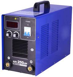 380V/220A, DC INVERTER, ordinateurs portables de la technologie MOSFET MMA/Arc Welder-Arc250s de la machine de soudage
